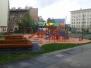 Boisko i plac zabaw przy Szkole Podstawowej Nr 1 w Rzeszowie